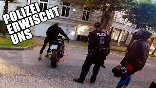 Polizei erwischt uns ohne Db Killer 😱