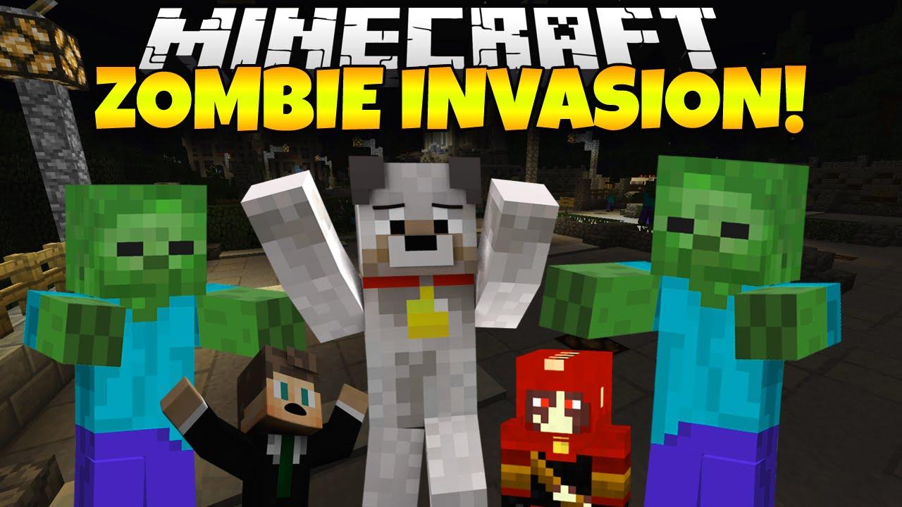 Zombie siege – Official Minecraft Wiki
