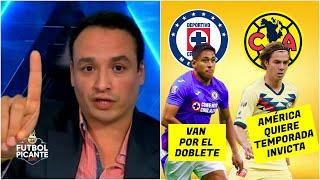 AMÉRICA de Solari quiere arruinarle el DOBLETE al Cruz Azul ¿Chivas, semifinalista?  