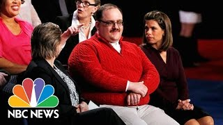 From Birdie Sanders to Ken Bone: The Strangest Moments In Politics 2016 | NBC News
