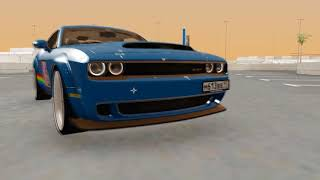 Dodge Challenger SRT-CCDplanet