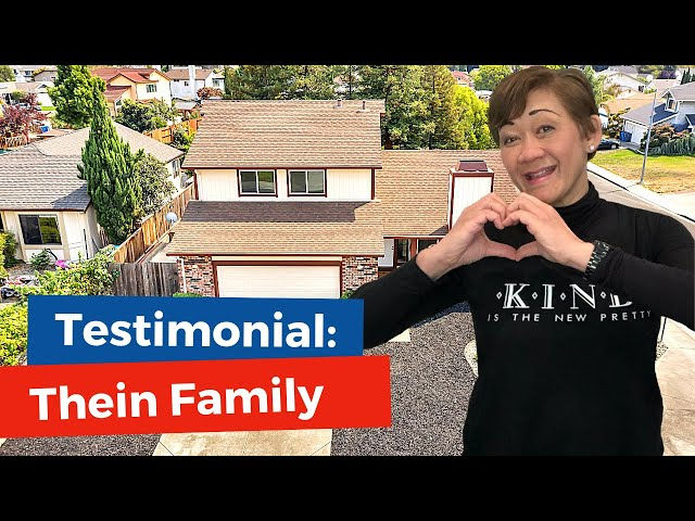 Clients Happy Review in American Canyon | Kasama Lee, Napa and Solano Counties Realtor
