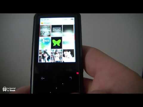 Test Cowon iAudio 9