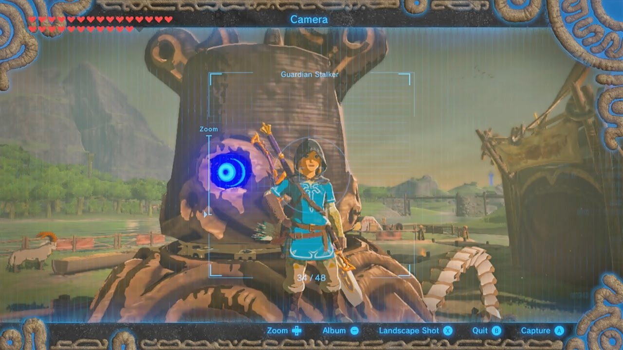 The legend of zelda breath of the wild guardian exploit ride the legend of zelda breath of the wild guardian exploit rideshovepetselfies gumiabroncs Images
