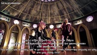 [1080p] Teen Top - 장난아냐 (Rocking) MV (Dance Version) [ENGLISH SUBS-HANGUL-ROMANIZATION LYRIC VIDEO]