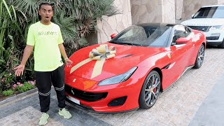 MY 18th BIRTHDAY FERRARI SURPRISE !!!