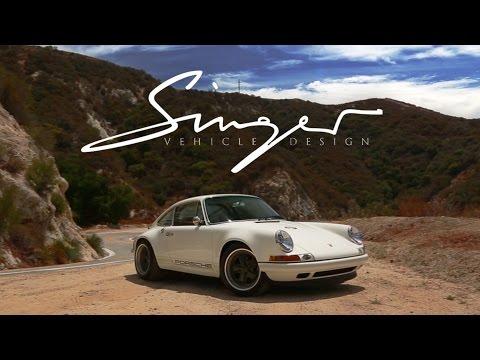 Singer Vehicle Design - A reinvenção do Porsche 911