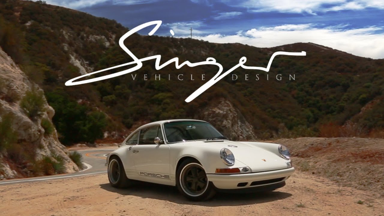 Singer Vehicle Design - A reinvenção do Porsche 911