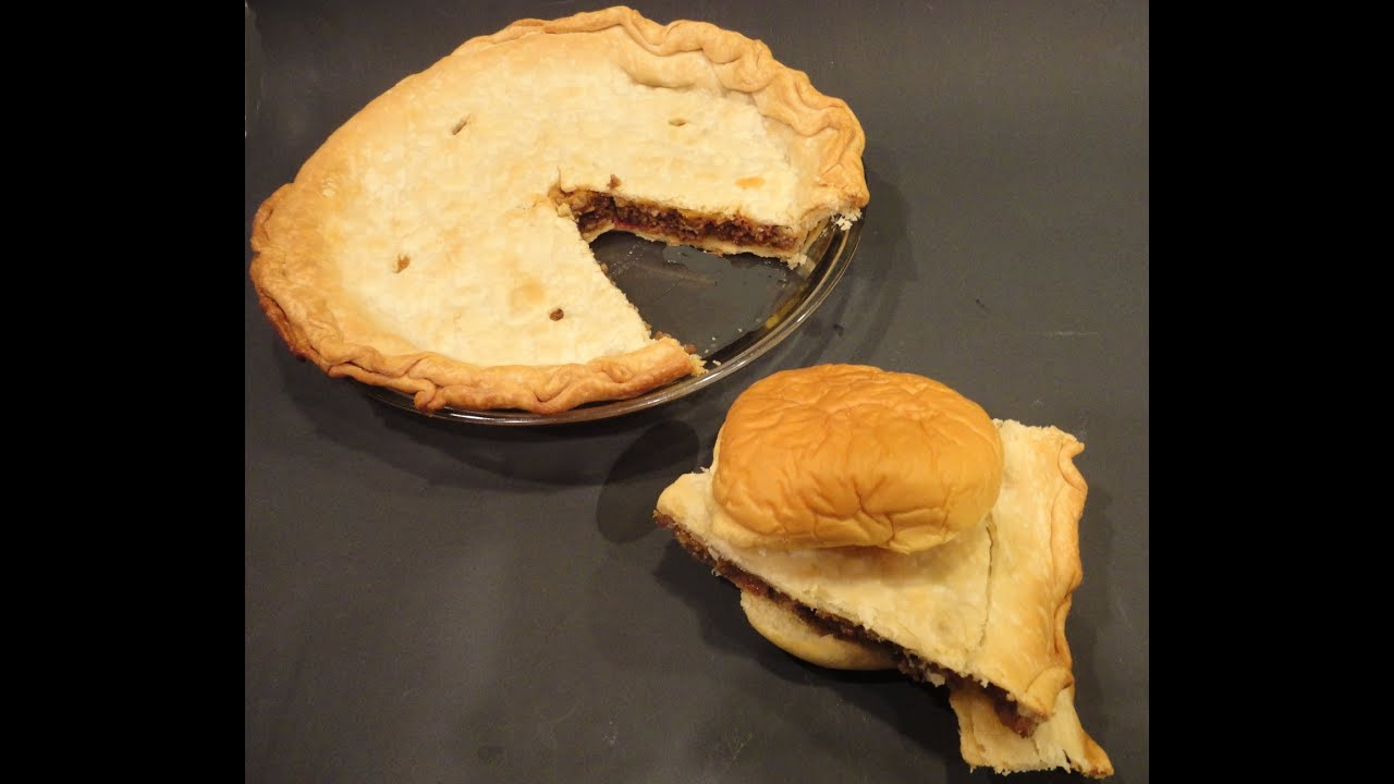 How To Make A Cheeseburger Pie