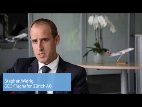 Flughafen Zürich AG CEO Stephan Widrig äussert sich zum SIL