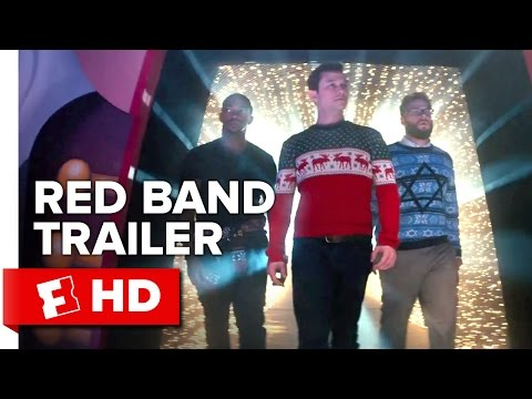 The Night Before Official Red Band Trailer #1 (2015) - Joseph Gordon-Levitt, Seth Rogen Movie HD