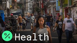 How One Of Brazil's Largest Favelas Confronts Coronavirus