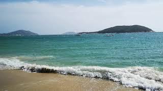 Китай 1812 Хайнань .Ялонгбей Пляж около 5 звезочных отелей