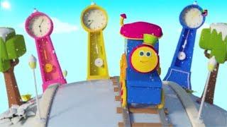 Bob il treno contando i numeri canzone numeri per i bambini educativo canzone Counting Numbers Song