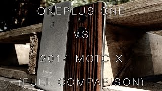 OnePlus One vs (2014) Motorola Moto X Full in Depth Comparison