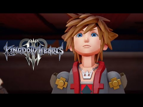 Kingdom Hearts III - Toy Story World Reveal Trailer (English)