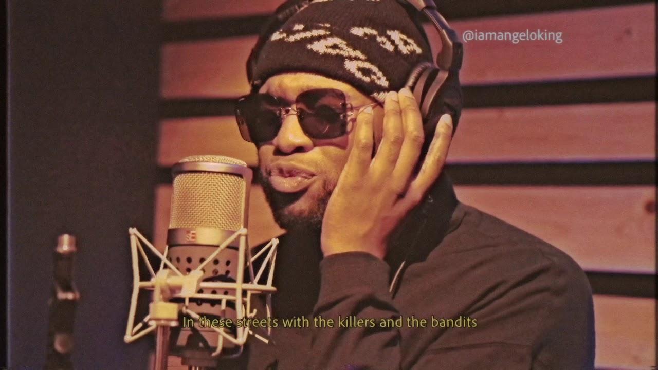 Angelo King - Heart 4 Sale [In-Studio Performance]
