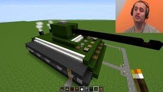 Tenk kuca u Minecraftu!!! [Srpski Gameplay] ☆ SerbianGamesBL ☆ thumbnail