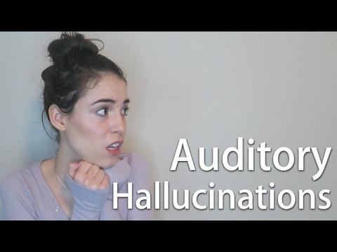 Auditory Hallucinations // Psychosis