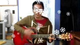 sai gon giang sinh guitar gacon
