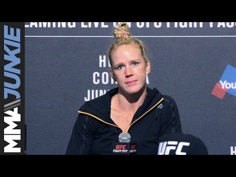 Holly Holm on highlight-reel finish at UFC Fight Night 111
