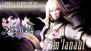 PS4 Games | Dissidia Final Fantasy NT - Kam'lanaut Reveal