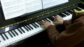 Trinity Guildhall Piano 2012-2014 Grade 7 A3 Hummel Adagio and Allegro Vivace Caprice Op.49