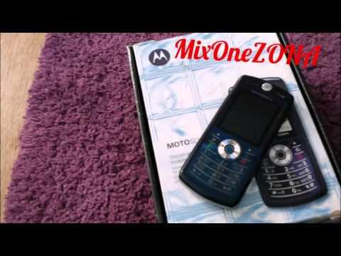24й обзор на Motorola l7e ретро