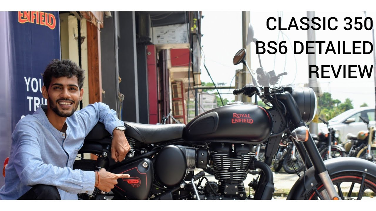 video Royal Enfield Classic 350