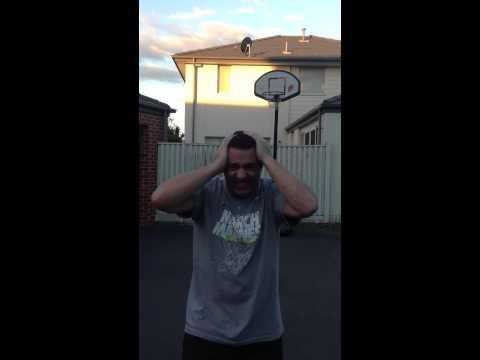 Basketball Shot Just Saved Him Thousands Dollars