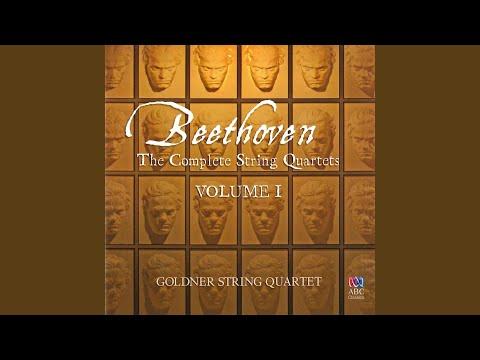 Beethoven: String Quartet No.1 In F, Op.18 No.1 - 2. Adagio Affettuoso Ed Appassionato
