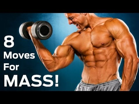 How To Get BIGGER Arms In 8 Moves (Advanced Arm Workouts For Mass)