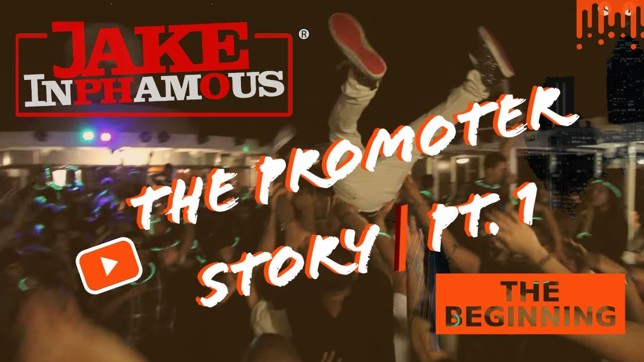 Invite Miami | PROMOTER STORY | Docuseries: Pt: 1 |  Miami Night Life | Jake Inphamous