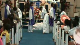 REV. EDWARD J. HEATH/ JESUS IS ALIVE AND WELL/ VIDEO BY: LARRY B. MOORE