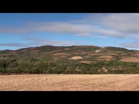Salselas   Vista sobre Vale  da Porca e Serra de Bornes  12 9 17