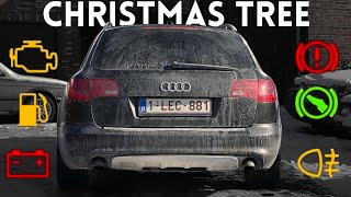 Trying To Clear Every Check Light On My High Mileage Audi A6 Allroad