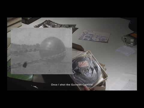 Marker and the Guinea-Bissau National Film Institute (Spell Reel)