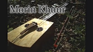 How to make viking violin - morin khuur/tagelharpa