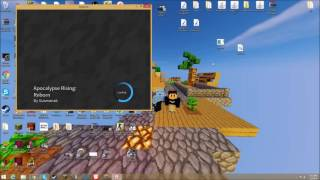 How To Get Roblox Apoc Hacks January 2017