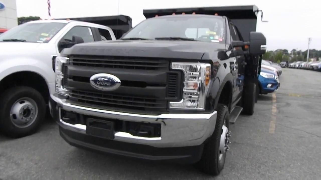 2018 Ford F-350 XL Dump Truck Walkaround