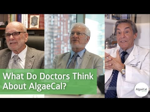 What Do Doctors Think About AlgaeCal?