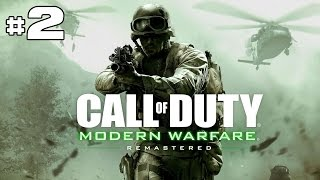 COD Modern Warfare Remastered - Let's Play #2 [FR]