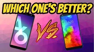 LG Q7 Plus Vs Samsung A6 SPECS REVIEW (Metro PCS by T-mobile/Cricket/Boost Mobile)