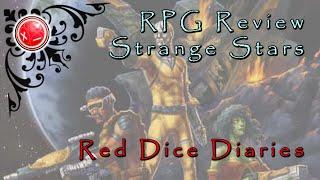 RPG Review - Strange Stars