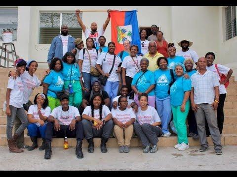 Suite Life Vlog: Haitian American Hurricane Matthew Relief - Camp Perrin, Cavaillion, Aquin
