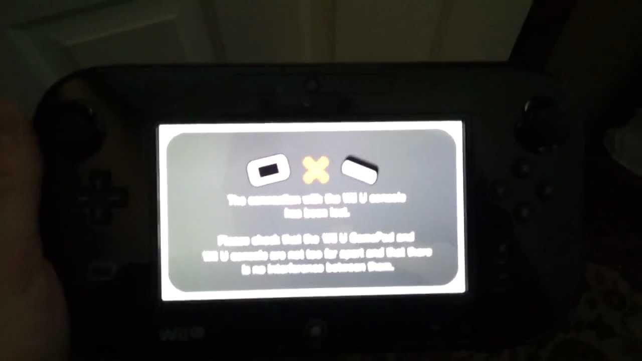 Wii u gamepad range wii u tablet range youtube for Wii u tablet controller