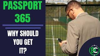 Passport 365 | Sporting Asset Management | Sport Facility Management Software