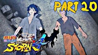 PERTARUNGAN TERAKHIR! - Naruto Shippuden Ultimate Ninja Storm 4 (INDONESIA) - PART 20
