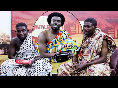 Nyansapo Season 02 Episode 01, Kweku Ananse on Hot Seat with Odomakoma, Tough Give and Take Proverbs