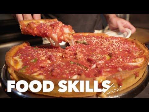 The Perfect Deep-Dish Pizza, According to Emmett Burke | Food Skills